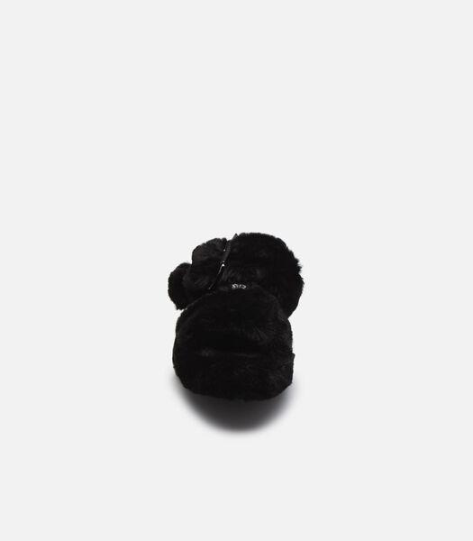 COZY WEDGE Pantoffels