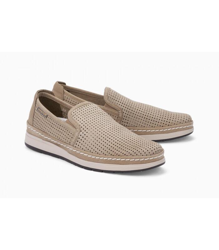 HADRIAN-Loafers fluweel image number 1