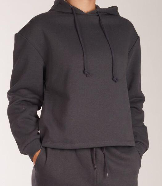 Homewear top chilli ls hoodie d-42