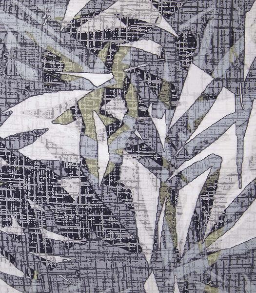 L Leaves - Kussensloop katoensatijn 120 thread count