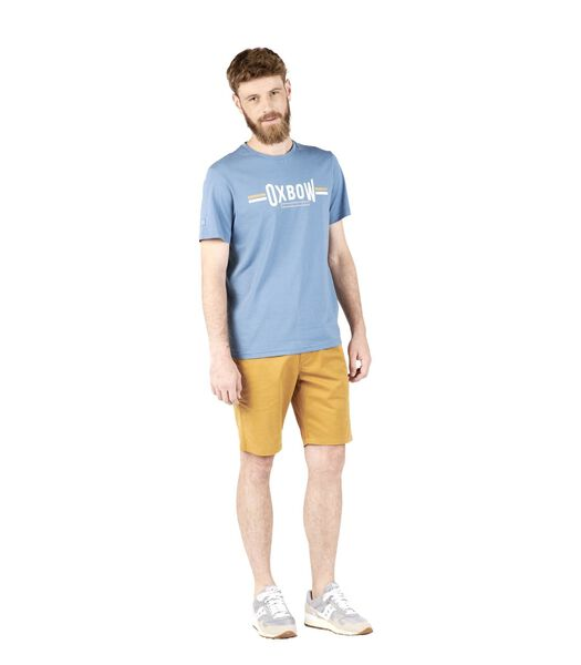 T-shirt met korte mouwen THOMY