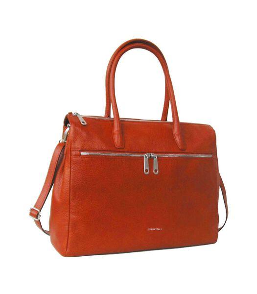 """Gigi Fratelli Romance Lady sac business 15 """"orange"""