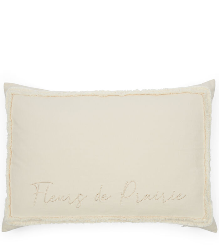 Fleurs Signature Pillow Cover image number 0