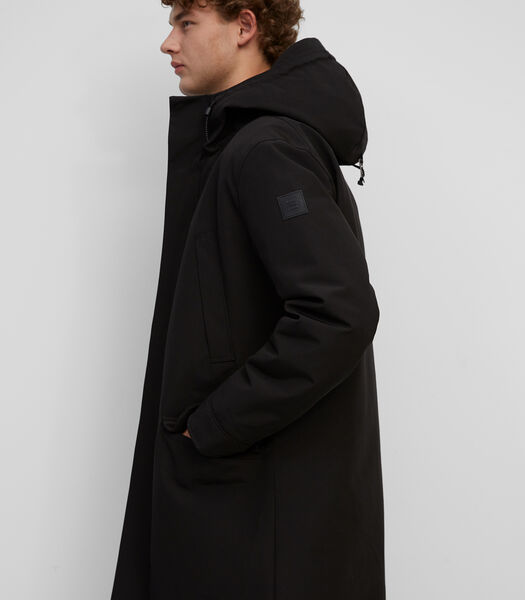 Tech-parka met Thermore® Ecodown®-vulling