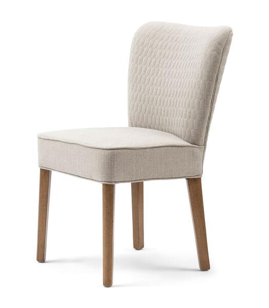 Chaise de salle à manger Louise Fab Flax