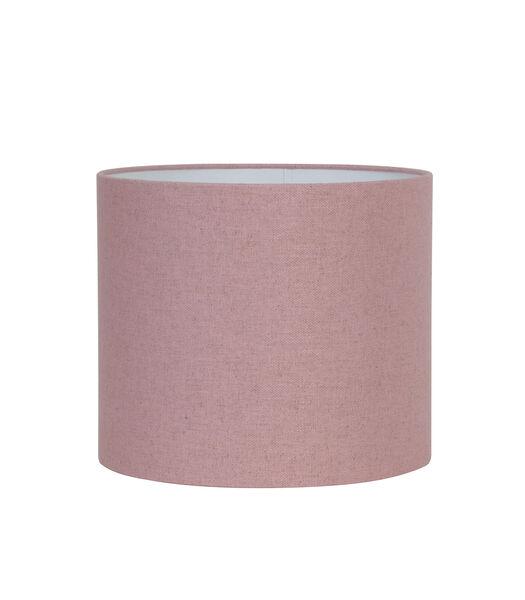 Lampenkap cilinder LIVIGNO - 40-40-30cm - roze