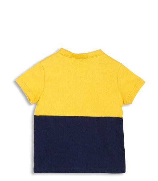Polo manches courtes en jersey