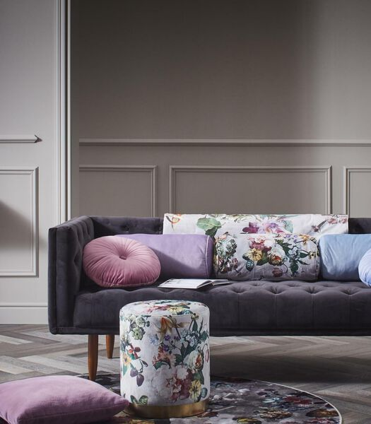 FURRY - Coussin - Lilac