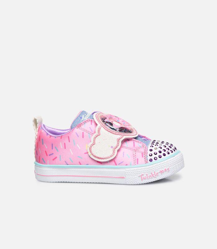 Sneakers met klittenband image number 4
