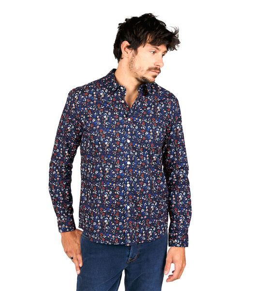 Overhemd met lange mouwen COURAT