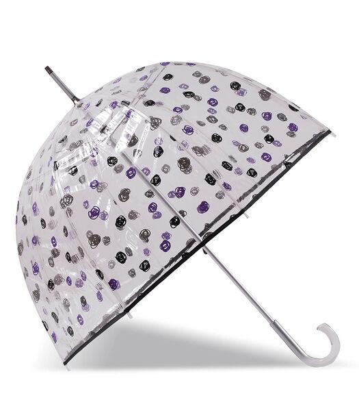 transparante bell paraplu