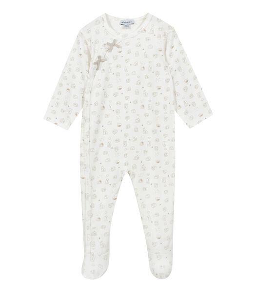 Pyjama met voetjes