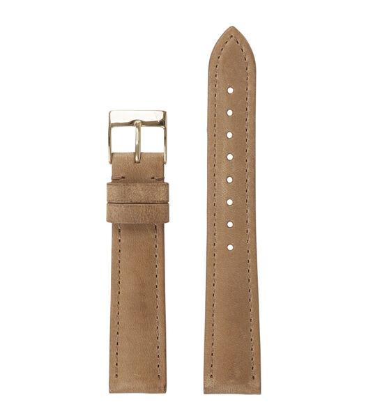 Elite Horlogeband bruin R18Y1AVL