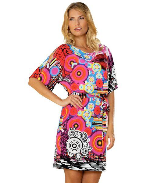 Blousante jurk MADRID