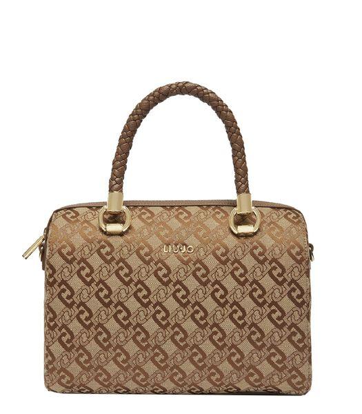 Liu Jo Manh Boston Bag shell