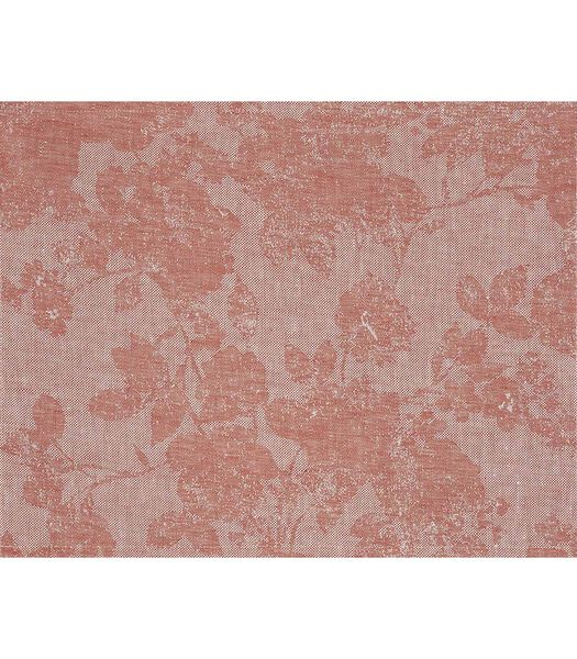Gecoate Placemat Casual Flower Terre Cuite