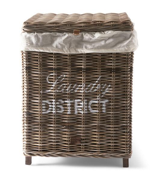 RR Laundry District Basket