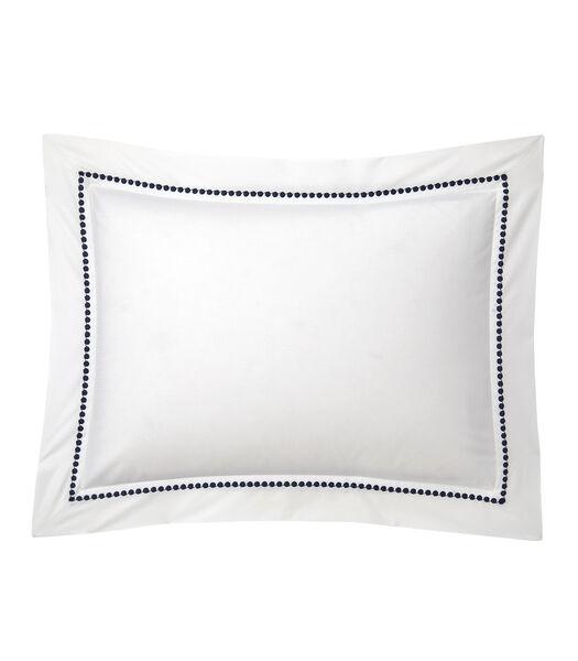 Victoire - Taie d'oreiller Percale de coton 80 fils