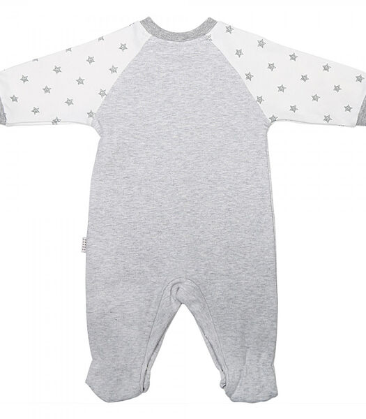 Pyjama bébé et bandana en coton bio, BEGIN