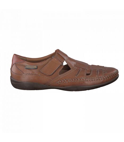 IVANO-Mocassin cuir