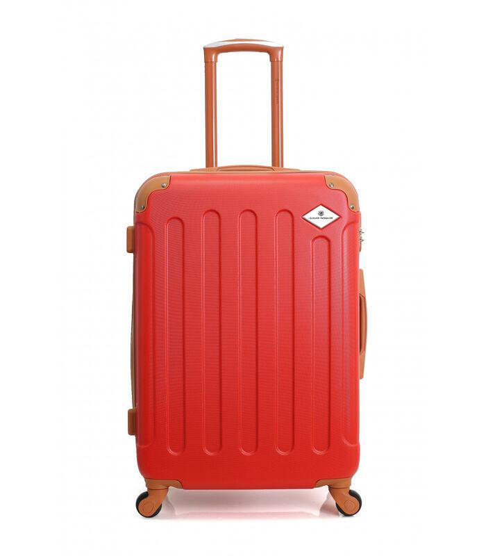 Koffer groot formaat Camelia image number 0