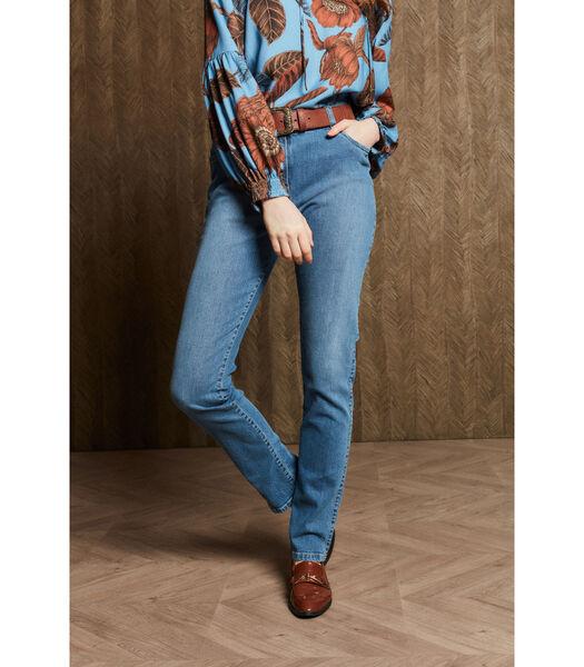 5 pockets jeansbroek