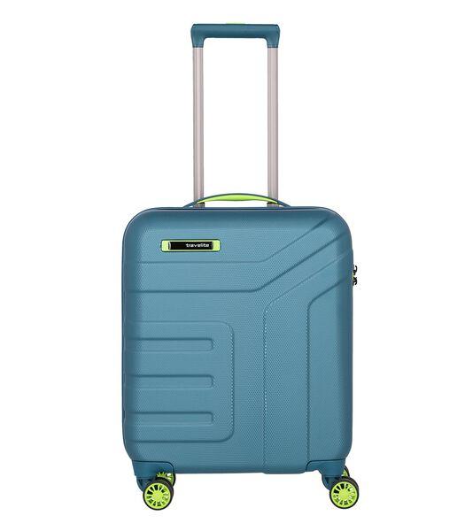 Travelite Vector 4 Wiel Trolley S petrol/lime