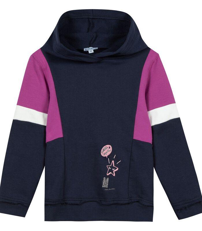 Fleece hoodie image number 0