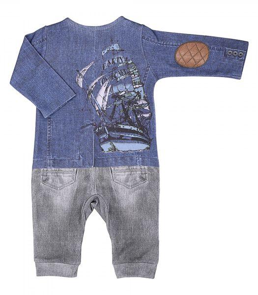 Pyjama van organisch katoen voor babyjongens, JOE