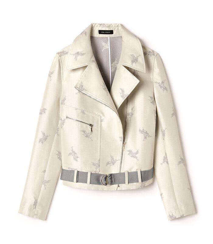 Perfecto jasje met print ESTURBAN image number 4