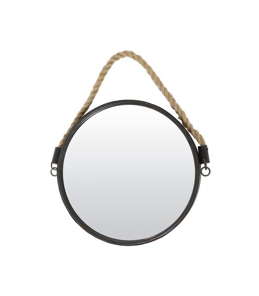 Miroir Force - Bronze - Ø38 cm