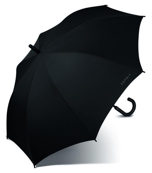 Parapluie Homme Long Ac Noir