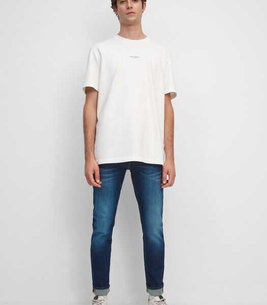 Jeans model SJÖBO slim duurzaam geproduceerd
