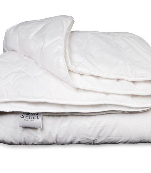 Couette 4 saisons coton Comfort Wash