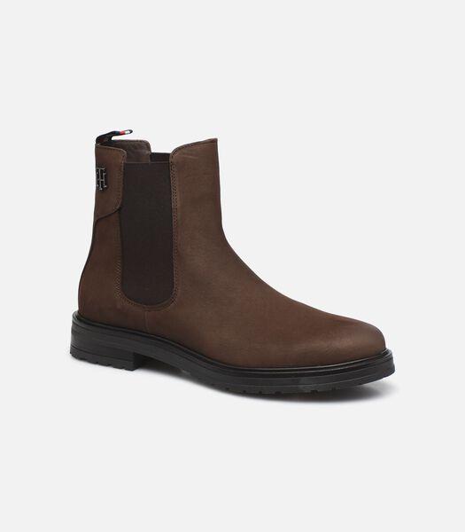 TH STUD FLAT BOOT Boots en enkellaarsjes