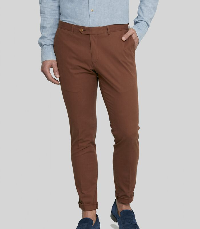 Twill chino Bailey image number 0