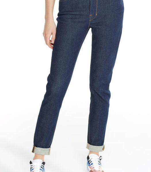 Rechte jeans GORFOU brut