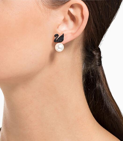 Boucles d'oreilles Noir 5193949