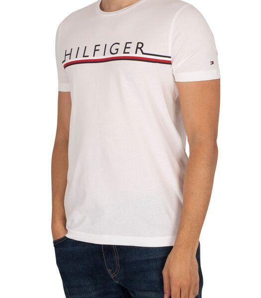 T-shirt à rayures Corp