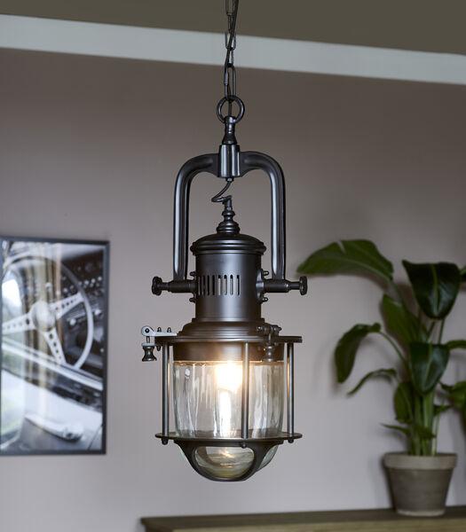 Lampe suspendue Boathouse noire