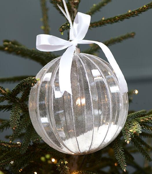 Let It Sparkle Ornament Dia 15