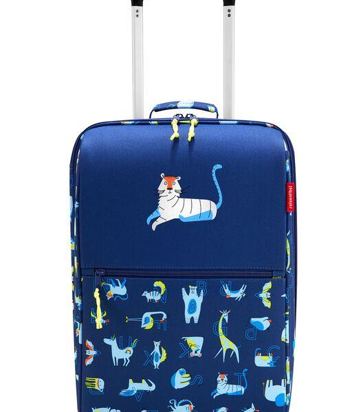 Trolley XS Kids - Reiskoffer - ABC Friens Blue Blauw