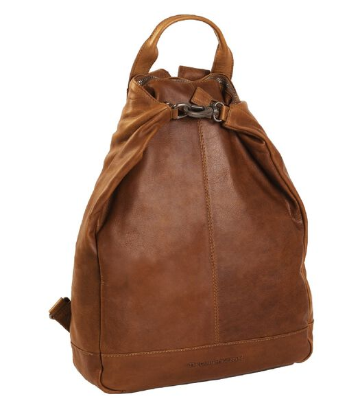 Manchester Backpack cognac