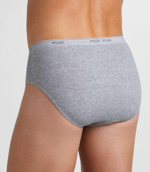 Slip basic mini grey h -extra extra large