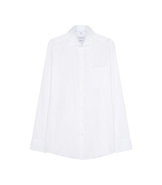 Overhemd Regular Fit Extra lange mouwen Uni