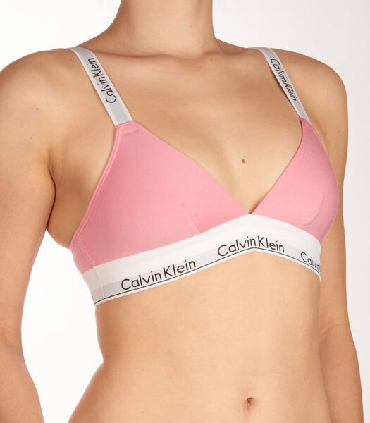 Bh top  unlined crossback bralette d-42
