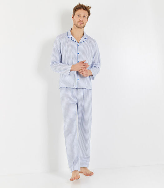Antoine - Lange Pyjama  katoen