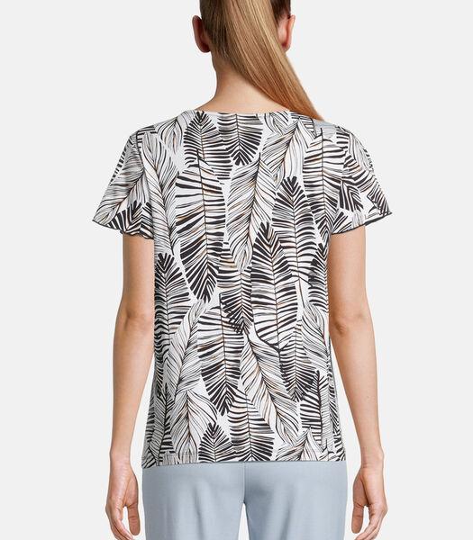 Shirt met print Korte mouwen