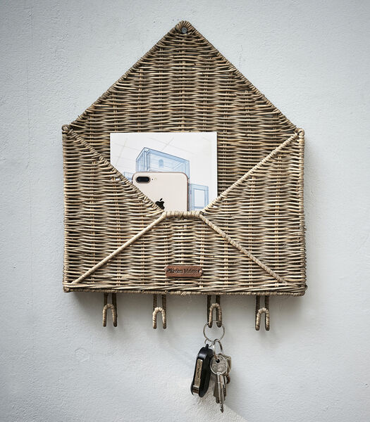 Rotin rustique You've Got Mail