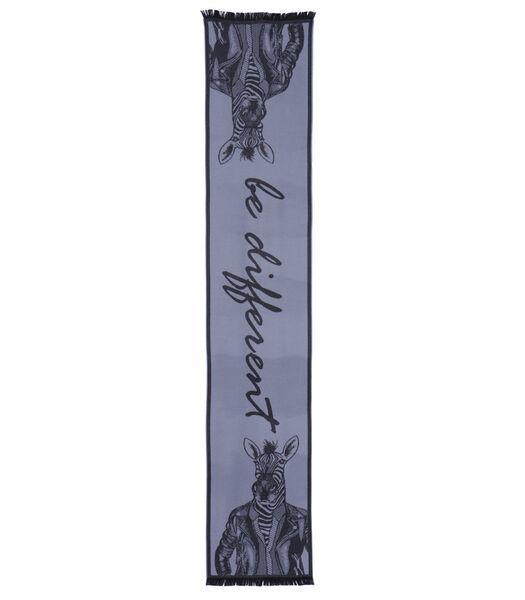 Sjaal wol